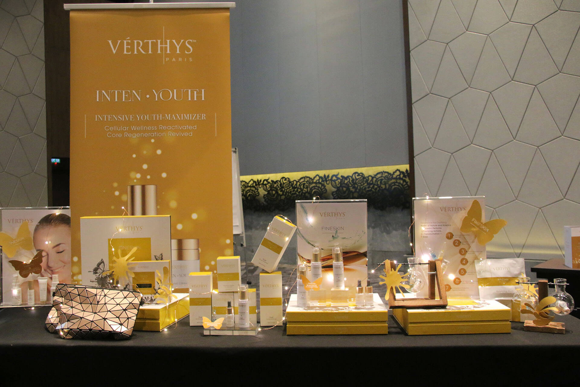 Verthys New Product Launching 2018